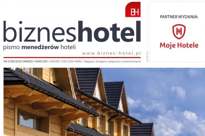 Najnowsze wydanie Biznes Hotel – zapraszamy do lektury!