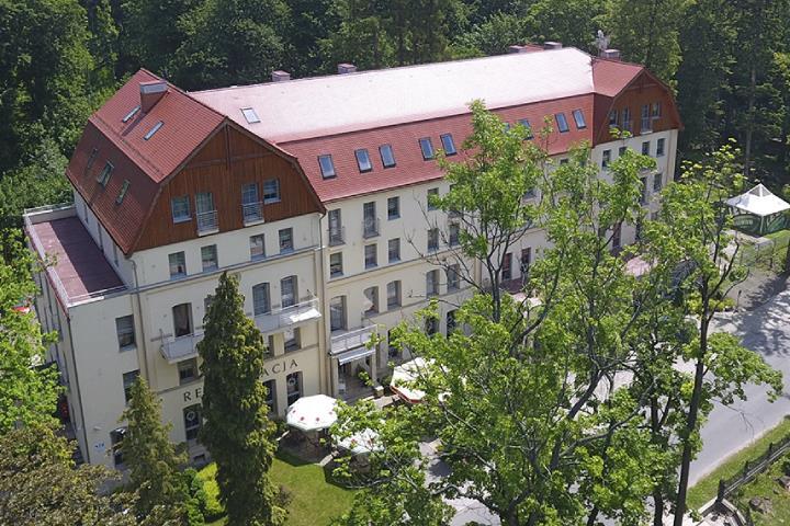 Dwór Elizy dołącza do Moje Hotele