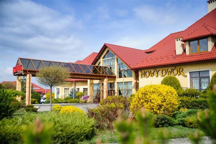 Hotel Wellnes & SPA Nowy Dwór w Świlczy dołączył do programu!