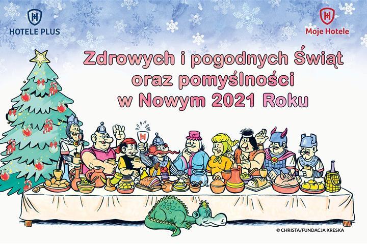 Ho...ho...ho...Wesooołych Świąt!