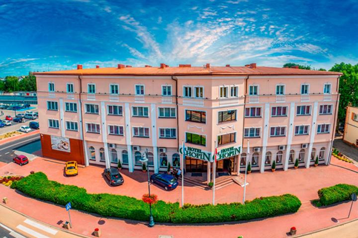 Witamy w Programie Hotel Chopin