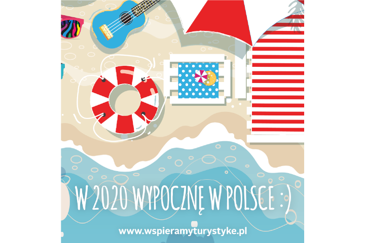 Akcja #wypocznewpolsce – wspieramy polską turystykę