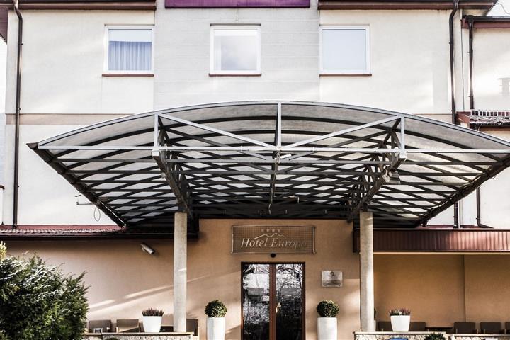 Hotel Europa Starachowice oficjalnie w programie