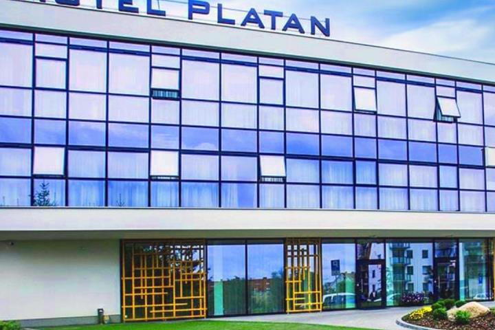 Hotel Platan już z nami!