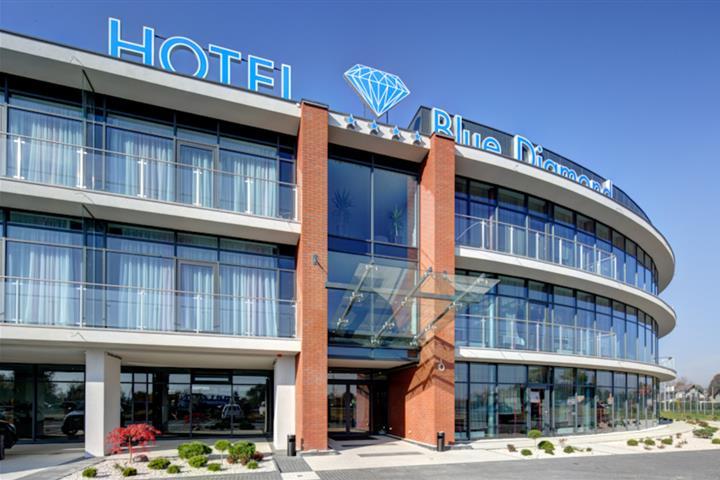 Hotel Blue Diamond oficjalnie w programie