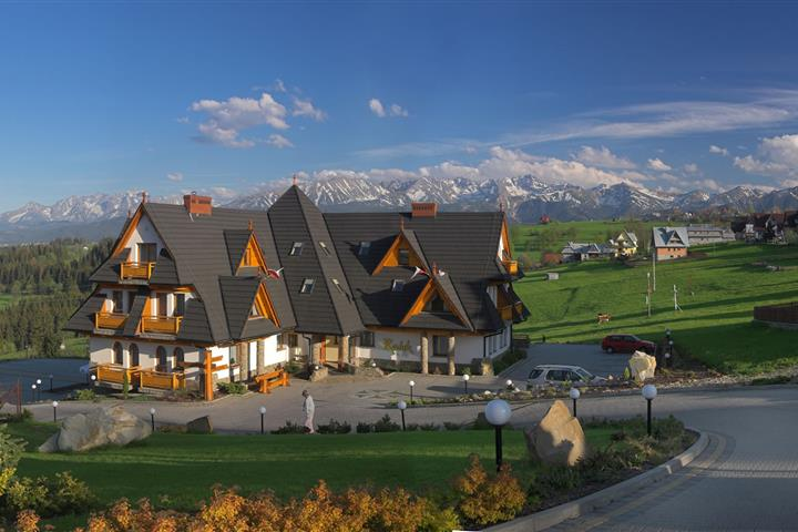 Hotel Redyk Ski&Relax kolejnym obiektem w programie